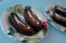 Girelle al cioccolato fondente e caffè