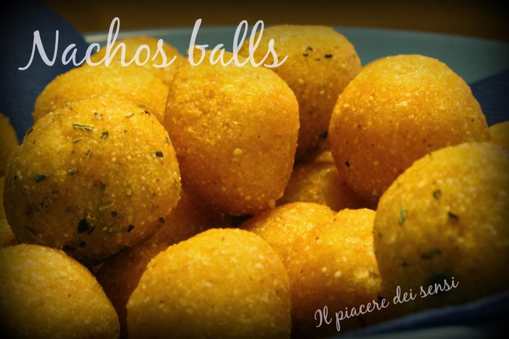 nachos balls