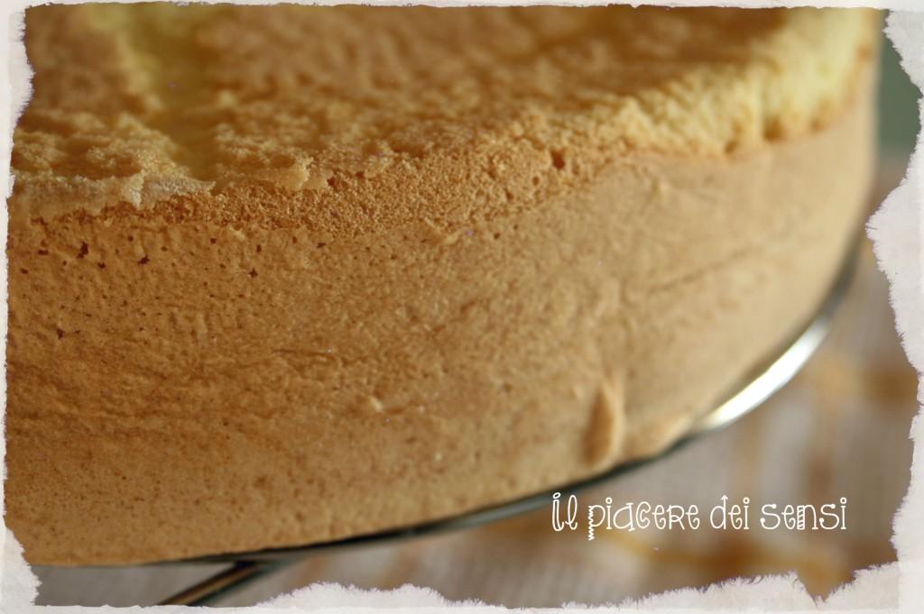 i segreti per un pan di spagna perfetto