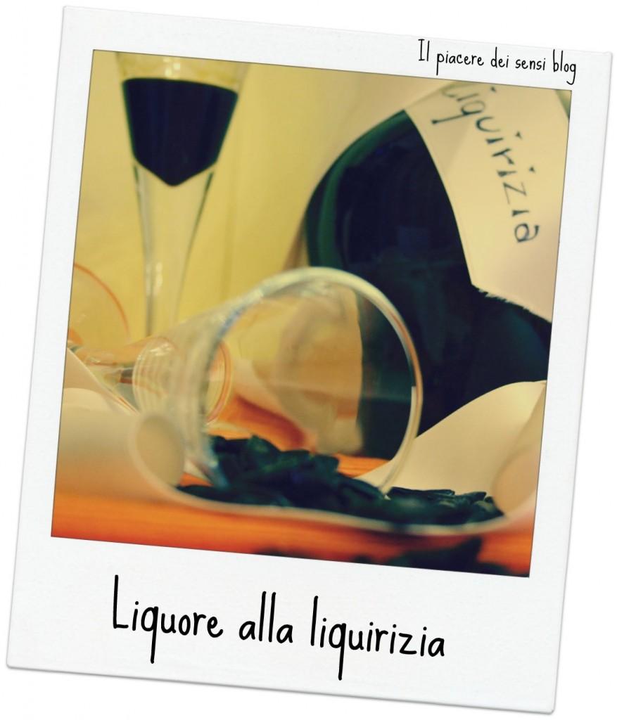 Liquore alla liquirizia fatto in casa