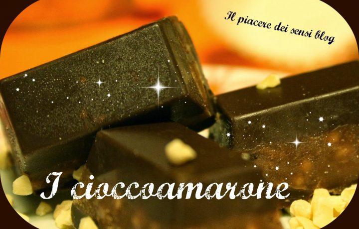 I cioccoamarone (cioccolatini alla grappa di amarone)