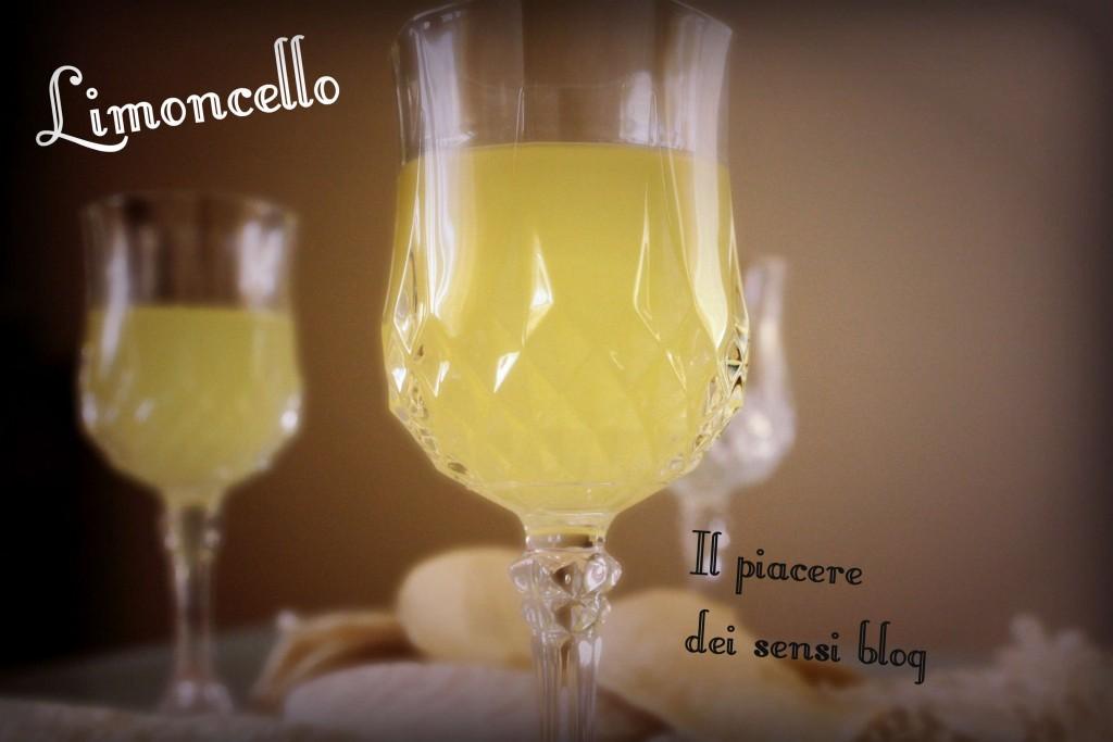 Limoncello home made