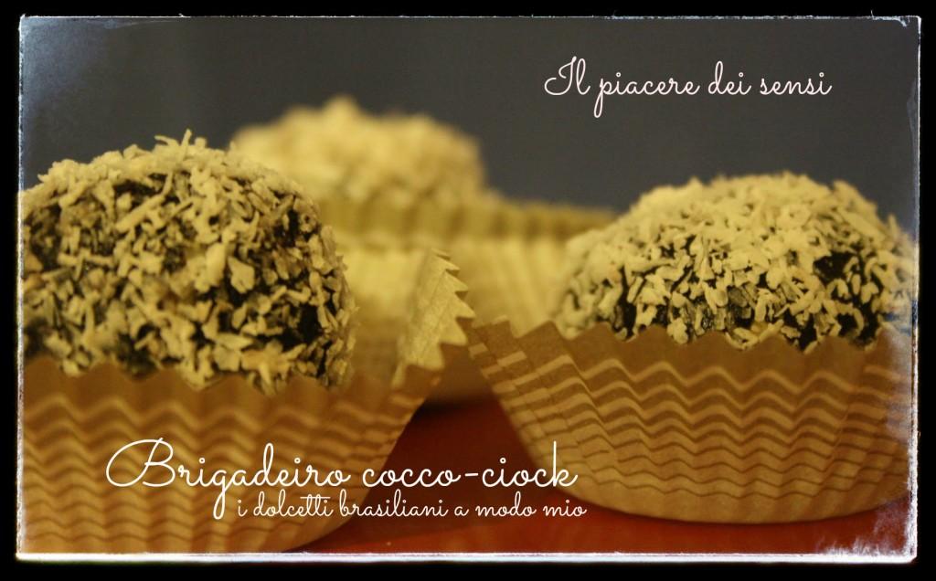brigadeiro cocco cioccolato