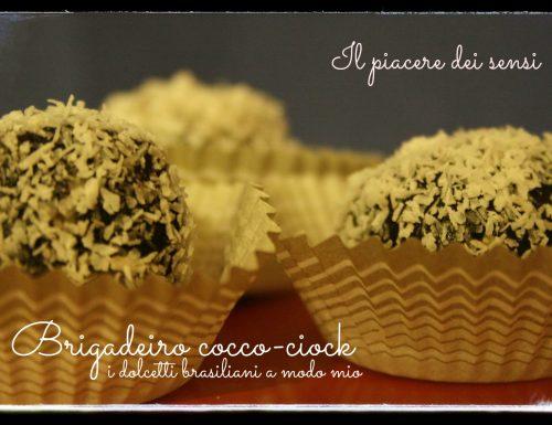 Brigadeiro cocco-ciock – i dolcetti brasiliani a modo mio