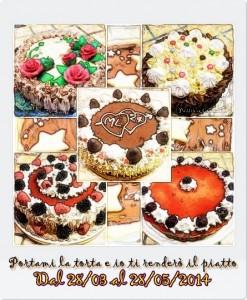 Preparami la torta per il mio 2° compleblog