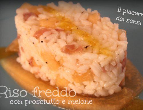 Riso freddo con prosciutto e melone – ricetta passaparola