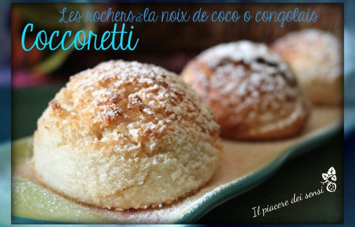 Coccoretti – Rochers à la noix de coco o congolais