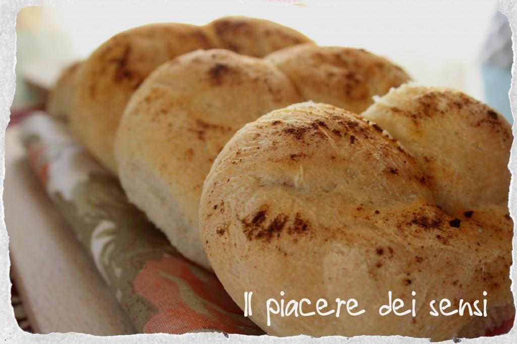 Pane con farina di grano tenero tipo 2 alla paprika dolce