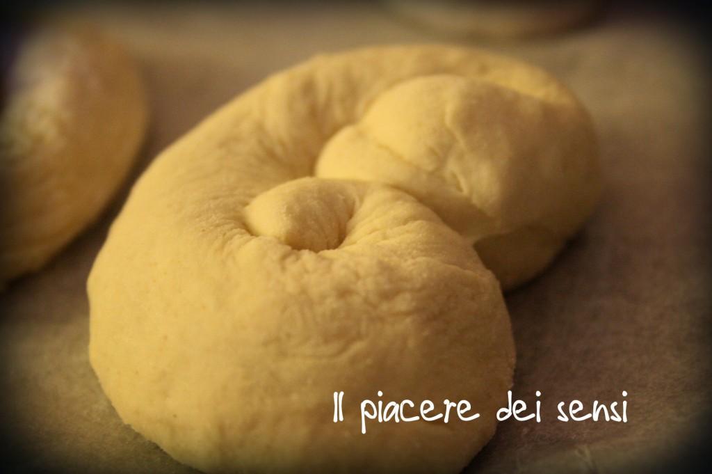 Pane con farina tipo