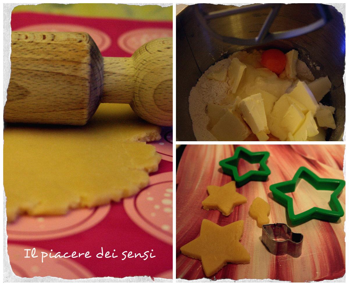 alberelli di pasta frolla salata