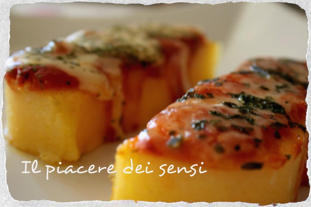 Pizzette di polenta - Polentizza