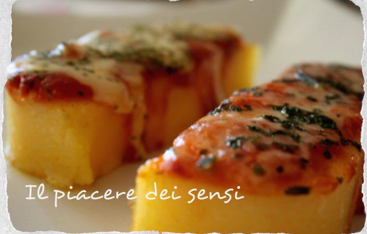Pizzette di polenta – Polentizza