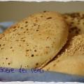 Pane al kamut con sale rosa dell'Himalaya