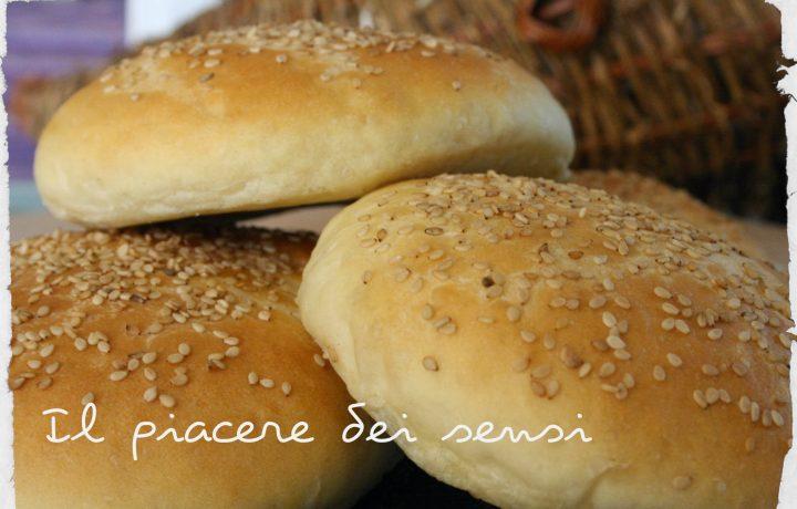 Panini per hamburger stelle e strisce