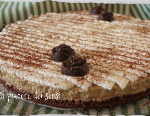 Spuma al caffè – torta per la festa della mamma