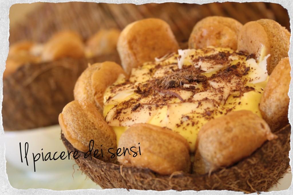 Tiramisu cocco cioccolato