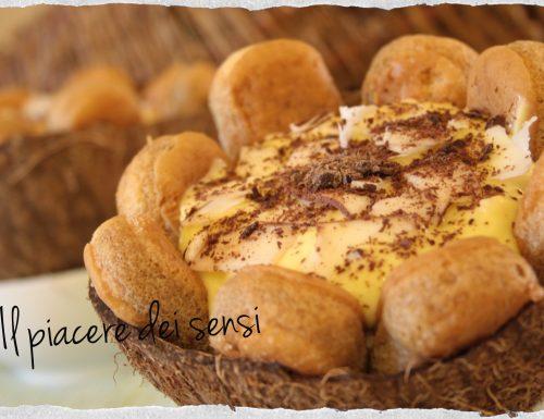Tiramisu cocco cioccolato – Tiramisu coccociok