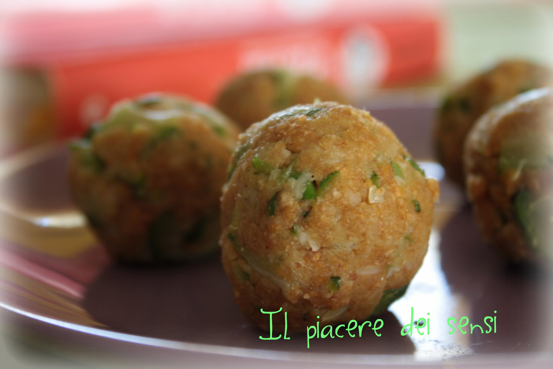 Crocchette di zucchine alla libanese