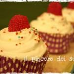 Cupcakes con meringa svizzera