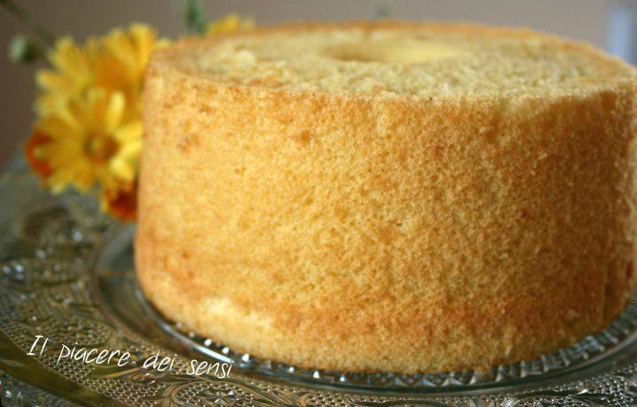 Chiffon cake ricetta base stampo Wilton 17,7 cm x 11,4 cm