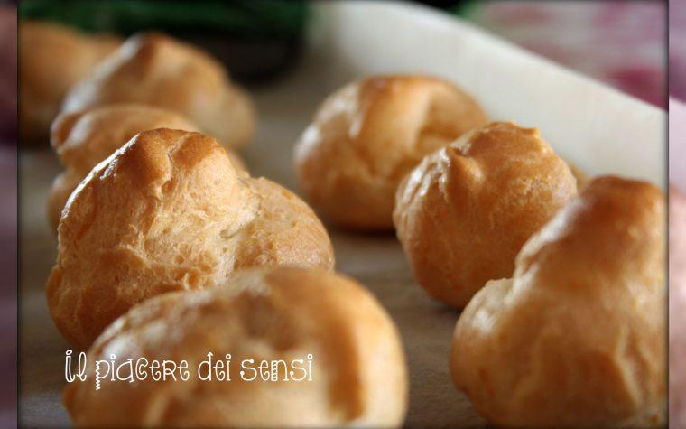 Bignè – ricetta base – Tutti i segreti per preparare dei bignè perfetti