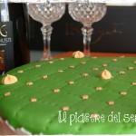 Prato d'Irlanda – Pan di spagna con crema al cioccolato e Guinness
