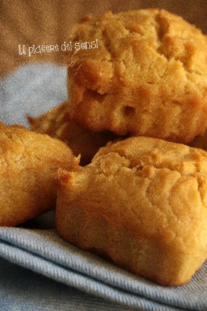 Muffins salati ai tre oli