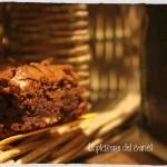Brownies alle nocciole con uvetta e peperoncino - Tutti i colori di EXPO per Uniqua
