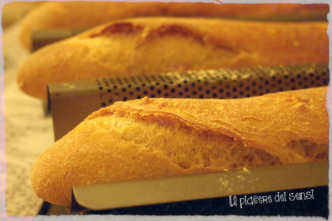 baguette con biga
