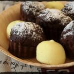 Tortine al cacao e mandorle sofficissime