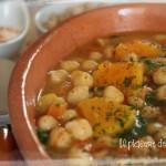 Zuppa con ceci e zucca alla paprika – la zuppa scalda cuore
