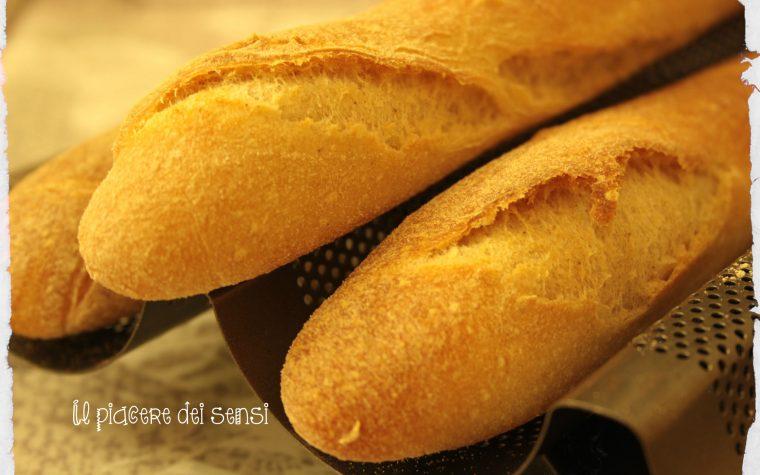 Baguette versione con biga – un grammo di lievito