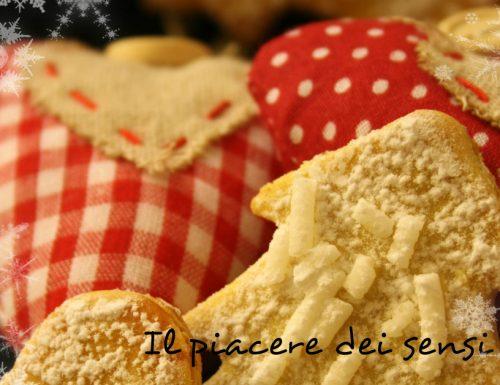 Biscotti natalizi al miele e zenzero senza burro