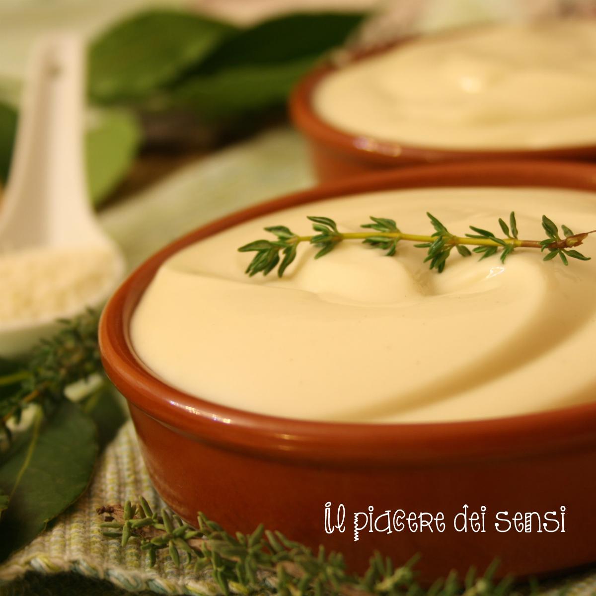 La besciamella perfetta - ricetta base