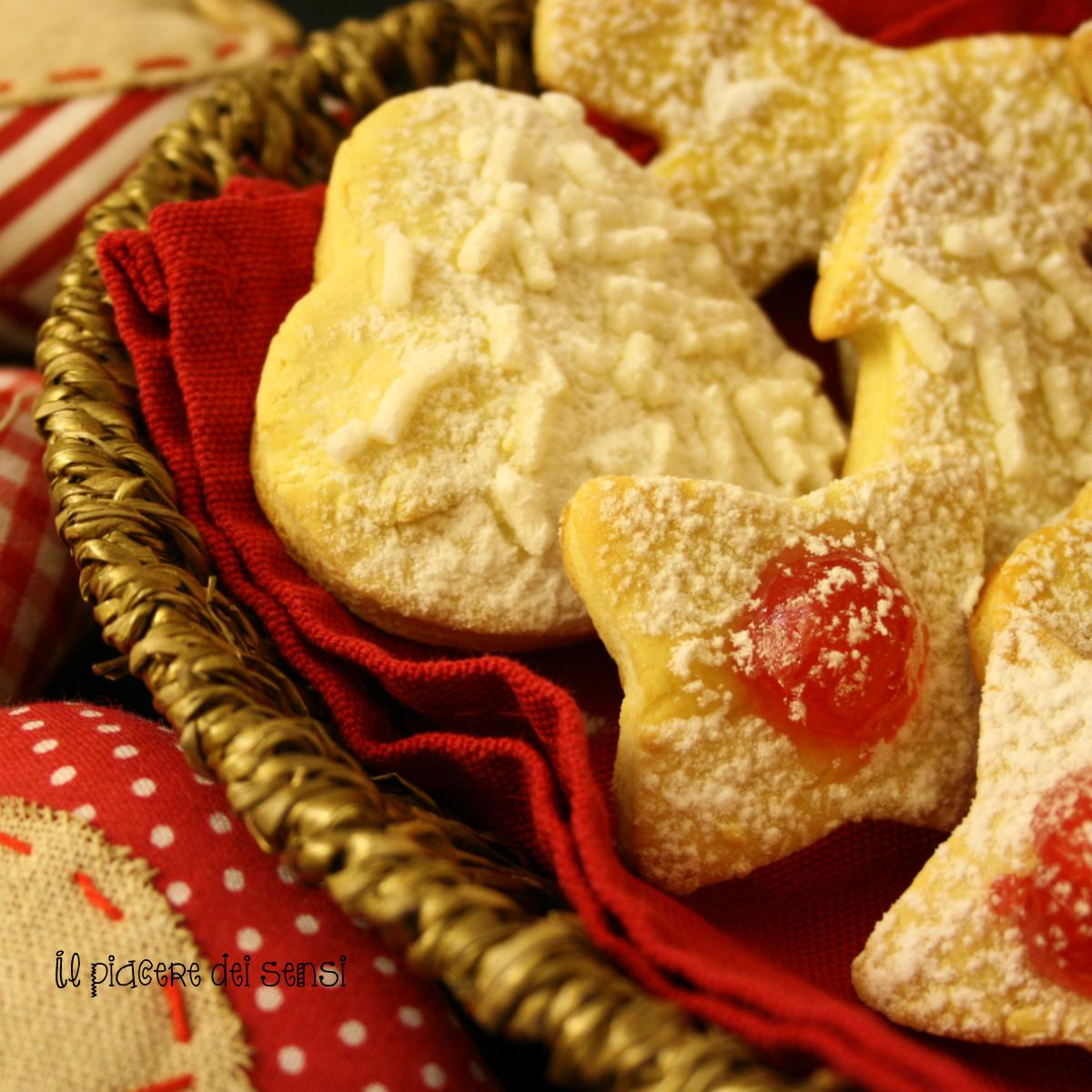 Biscotti natalizi al miele