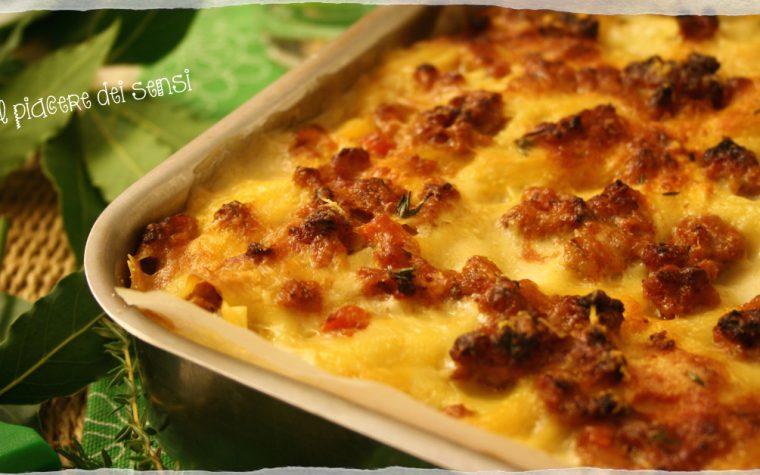 Lasagne alla bolognese – ricetta della mamma