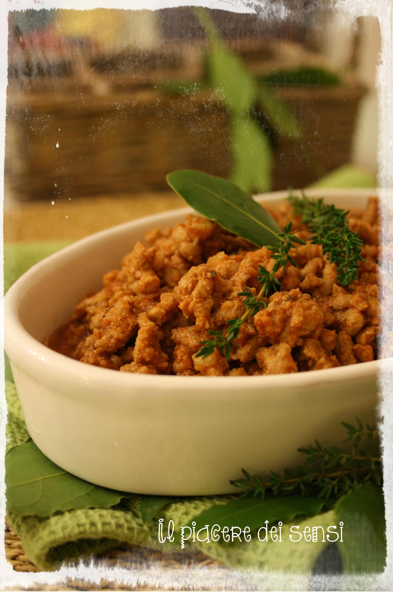Ragù di carne ricetta base