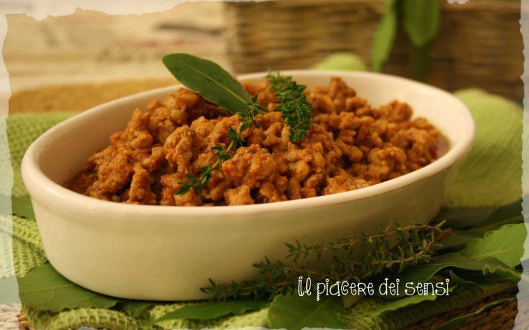 Ragù di carne – ricetta base