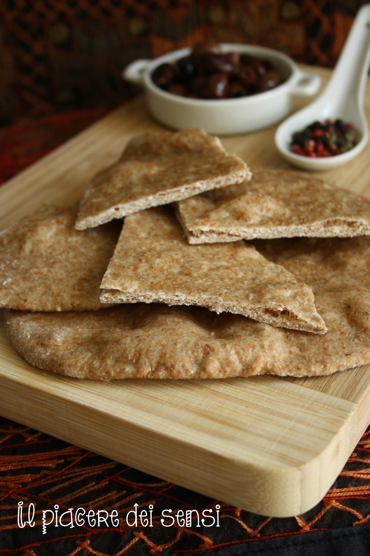 Tandoori roti - pane indiano integrale senza lievito