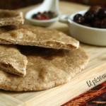 Tandoori roti – pane indiano senza lievito