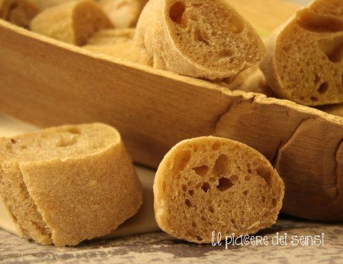 Pane rustico stirato – ricetta Giorilli