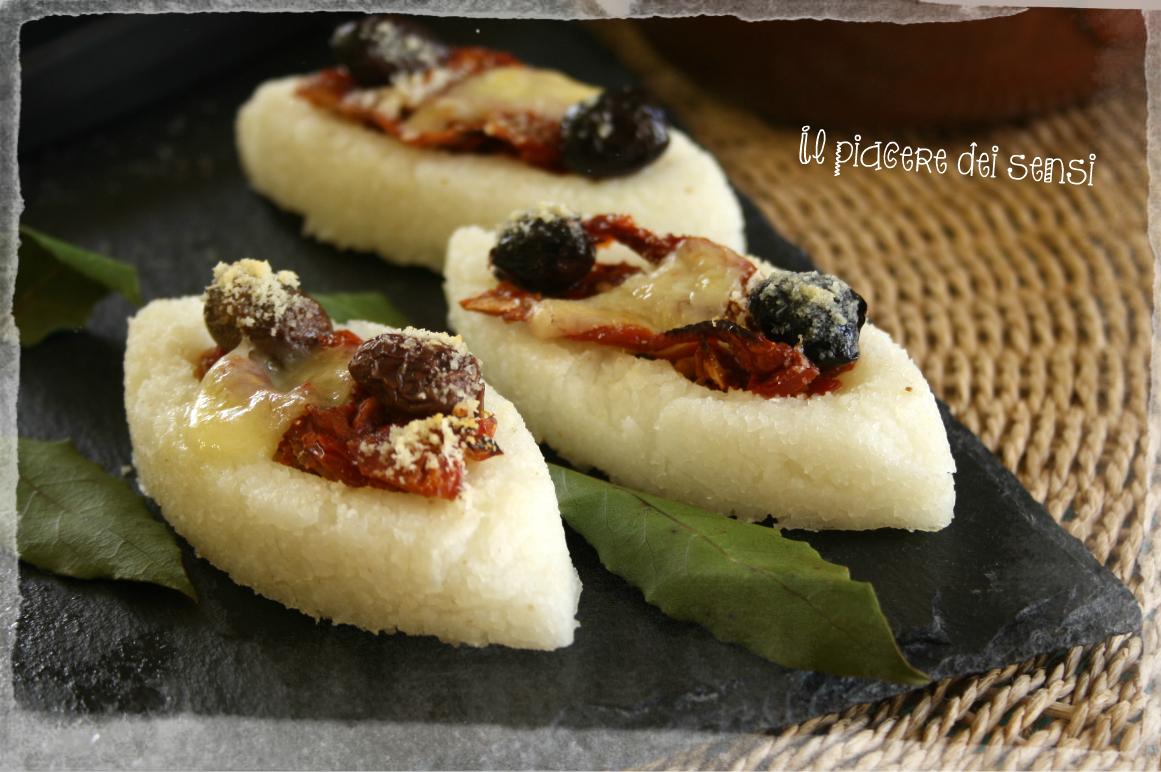 antipasto di polenta