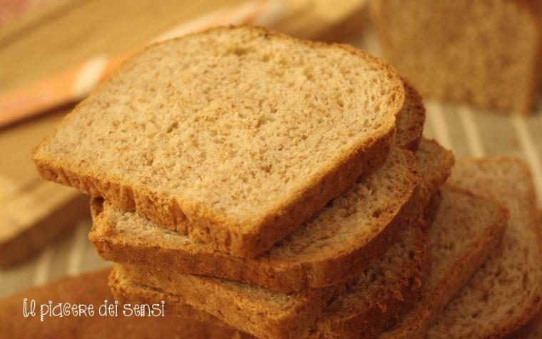 Pane in cassetta integrale – ricetta Giorilli
