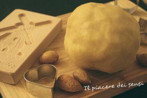 Pasta frolla alle mandorle – ricetta base