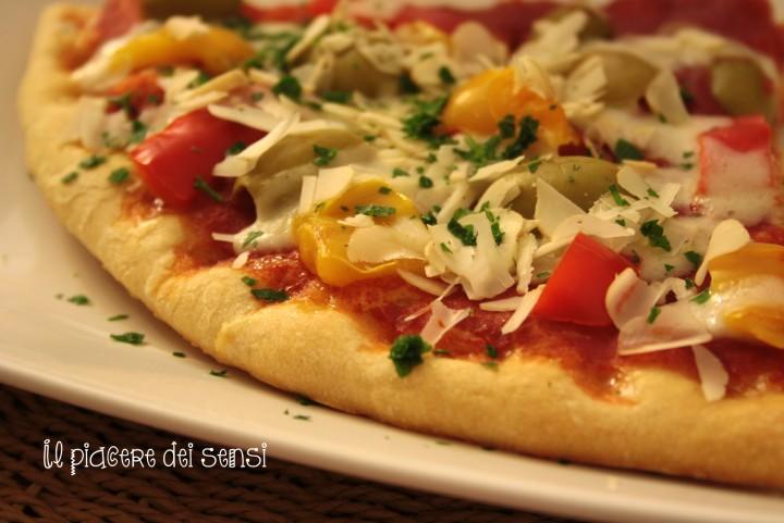 pizza primavera