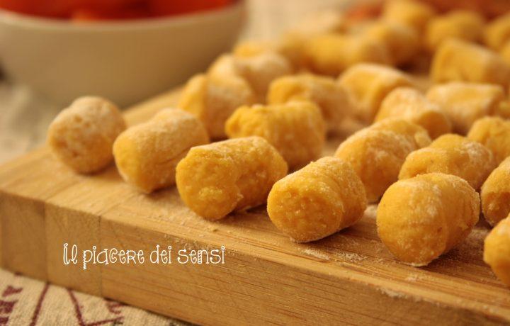 Gnocchi di patate e carote – ricetta base