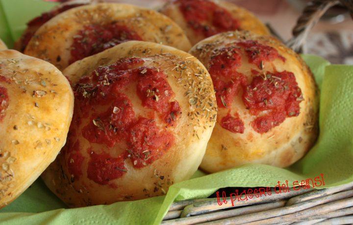 Pizzette alla marinara – metodo Bonci