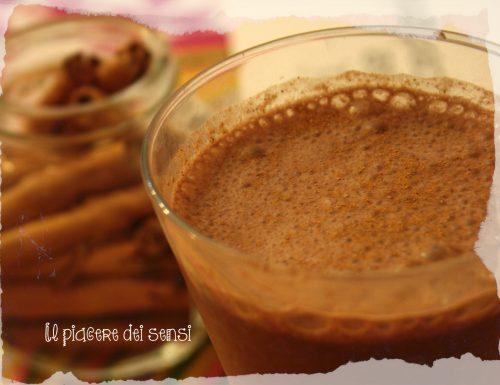 Frappè alla banana e cacao – Banaciok