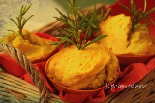 muffins rustici al rosmarino