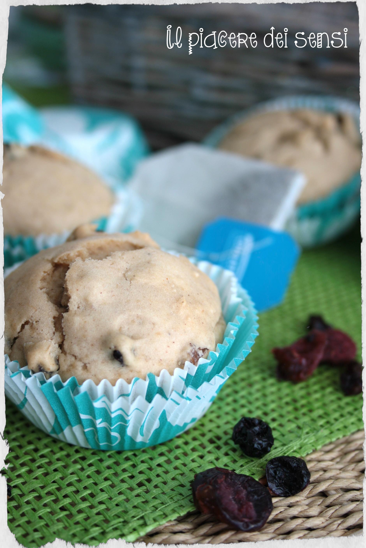 muffins al tè